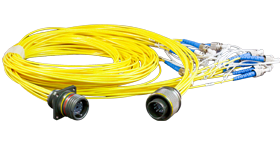 Turnkey Fiber Optic Cables for Inside-the-Box and Environmental Applications