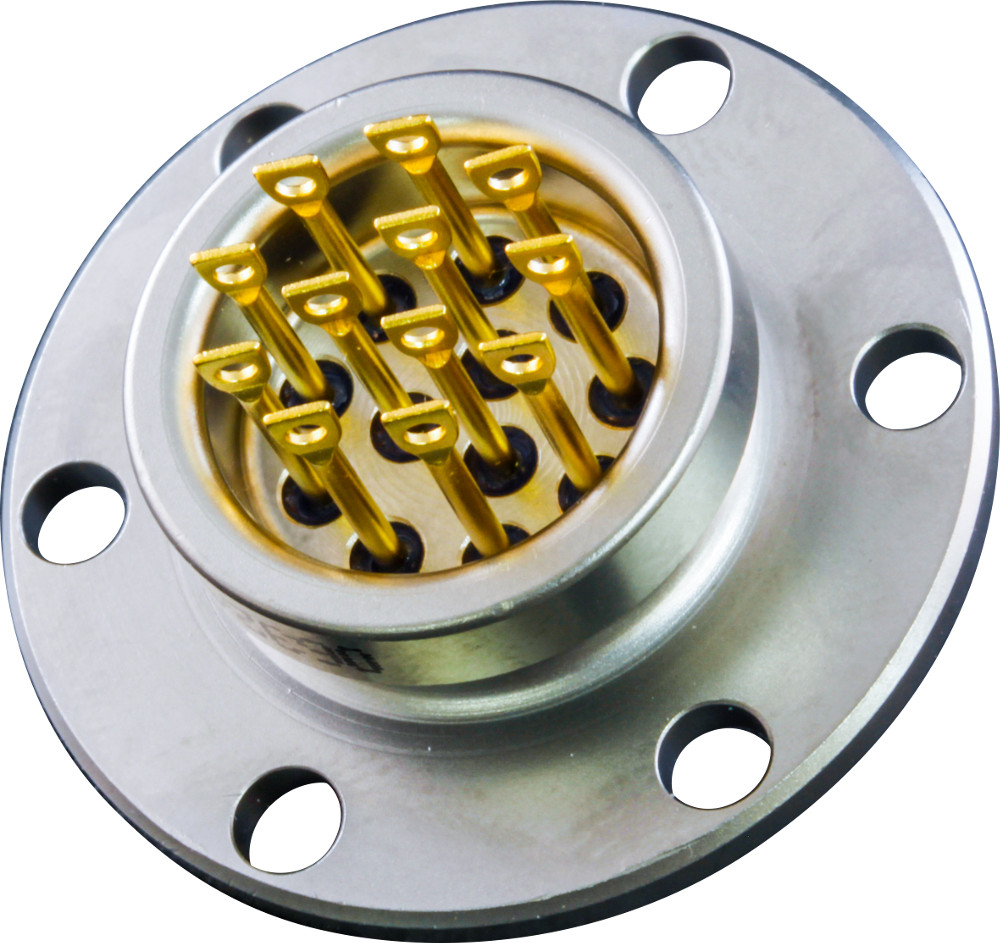 Hermetic Seal Connectors: Glass-to-Metal Seal and Signature Lightweight Hermetic Connector Solutions - Glenair