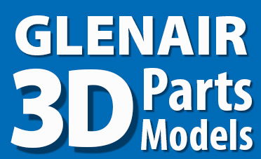 Glenair 3D Parts Models