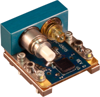 Ruggedized PCB-Mount Transceiver, Transmitter, and Receiver Modules