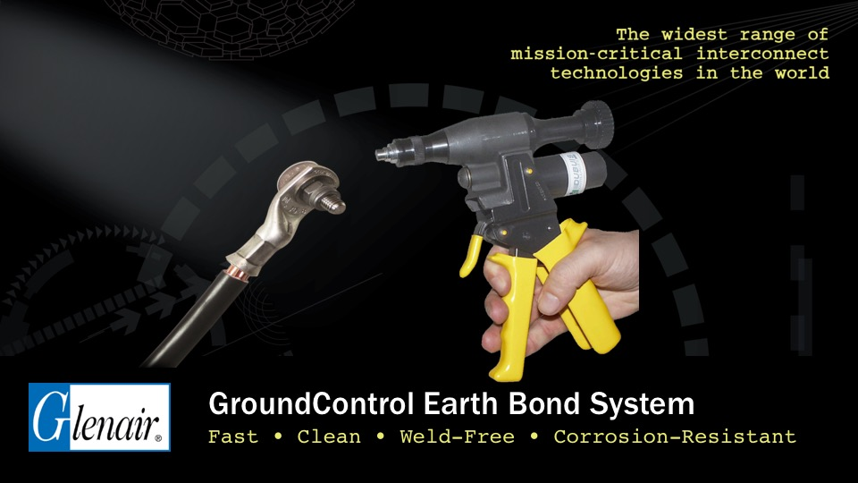GroundControl Earth Bond System - Glenair, Inc.