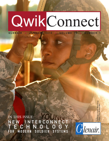 New Interconnect Technology for Modern Soldier Systems