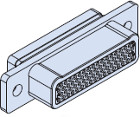 Ultraminiature Rectangular Connectors / Series 791